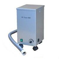 Легкий вес Портативный пылеуловитель для Стоматологическая лаборатория с высокой мощностью всасывания стоматологических пылеуловителя