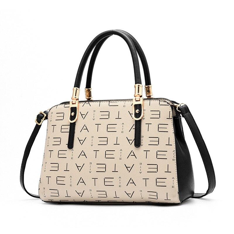 2018 New Fashion Handbag Leisure Female Totes European And American Single Shoulder Bagengland Style Crossbodybag