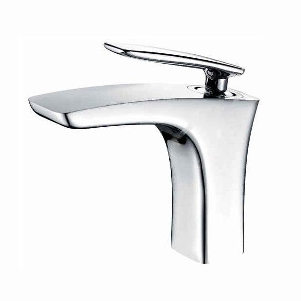 Watermark Certification Black Basin Faucet Bathroom ORB White&Chrome ...