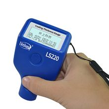 Paint Coating Thickness Tester 0-2000um 0.1um Fe NFe Probe Gauge LS220 for Auto Car