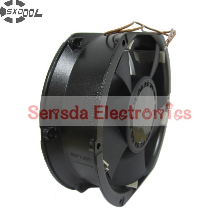 SXDOOL 6C-380HB S 380V 17251 172 * 172 * 51mm axial cooling fan radiator fan цены