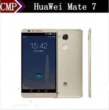 Original Huawei Ascend Mate 7 4G LTE Mobile Phone Kirin 925 Android 4.4 6
