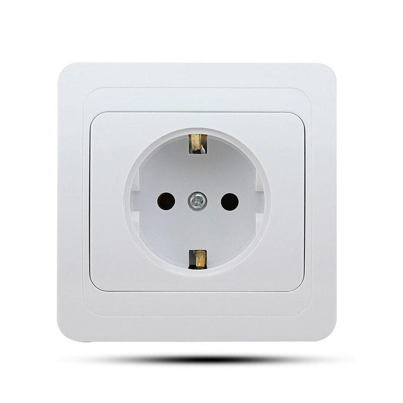 2017 Manufacturer atlantic Wall Power Socket 16A EU Standard Outlet ...