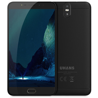 UHANS Max 2 6 44 FHD 4G Mobile Phone Android 7 0 Octa Core 4GB 64GB