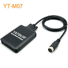 Yatour Car MP3 USB SD CD Changer for iPod AUX with Optional Bluetooth for Hyundai Sonata