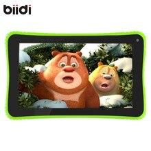 Hot BIIDI 7055 Бесплатная доставка 7 «планшеты для детей ПК 1gb RAM 8G ROM Android 5.1 Quad core 7-дюймовый планшет wifi для детей