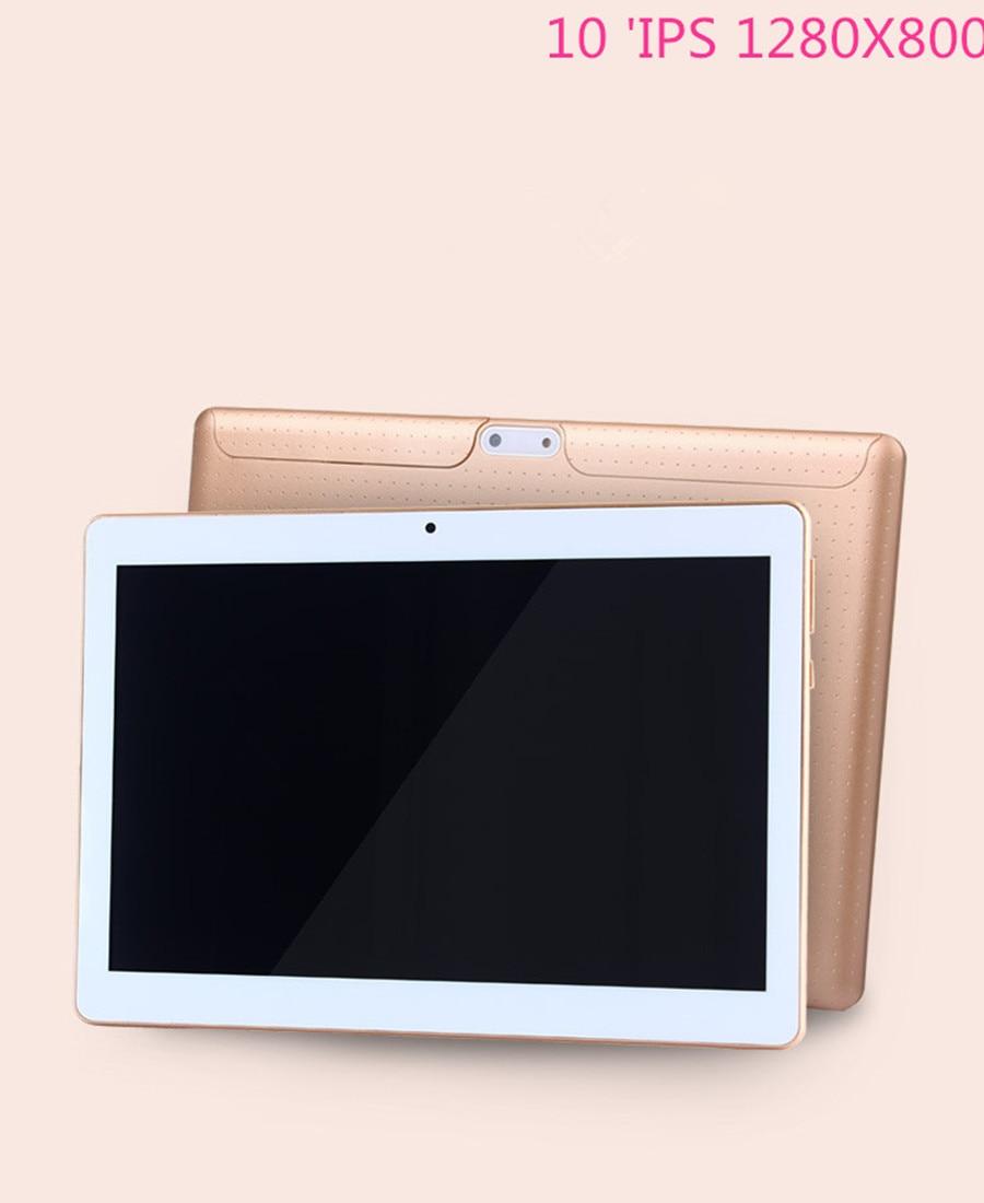 10 pulgadas MTK8752 Quad Core Tablet PC 4GB RAM 32GB ROM Wifi OTG 3G WCDMA Mini android 5.1 GPS Pad Bluetooth tablet 7 9 10 10 inch mtk8752 octa core tablet pc smartphone 1280x800 hd 4gb ram 32gb rom wifi 3g wcdma mini android 5 1 gps fm tablet gifts