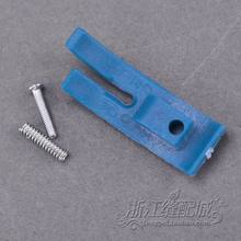 Blue Lion Series MT-18 foot deck feed plate wear-resistant plastic cards Class A include screw and spring sewing machine parts(China)
