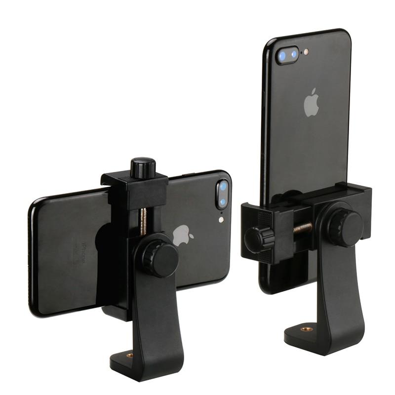 Ulanzi Universal Smartphone C-clip Adjustable Sturdy Bracket Holder <font><b>Adapter</b></font> <font><b>Tripod</b></font> Mount/<font><b>Adapter</b></font> for <font><b>iPhone</b></font> <font><b>7</b></font>/6s <font><b>Plus</b></font> Smartphone