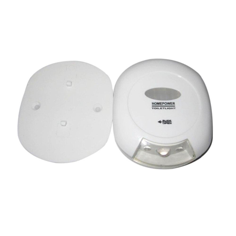 Automatic light sensor for bathroom - Aliexpress Com Buy 1pc Automatic Led Motion Sensor Night Lamp Sensor Motion Activated Pir Toilet Light Body Sensing Bathroom Light Free Shipping From