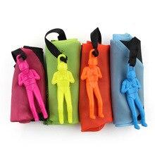 4 Sets Kids Mini Parachute Toy
