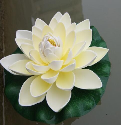 60 cm promjer velika veličina umjetna simulacija cvijet lotosa za - Za blagdane i zabave - Foto 4