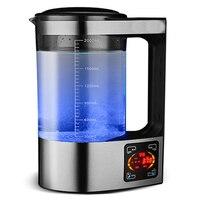 2 l botella de agua de hidrógeno alcalina máquina ionizador de agua filtro de agua bebida generador de agua de hidrógeno 110 V/220 V
