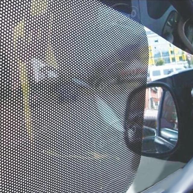 Vehicle sunshade car sun visor auto sun shade window sticker cars curtain car window covers sticker