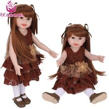 Muñecas reborn de 45 cm con Lazos