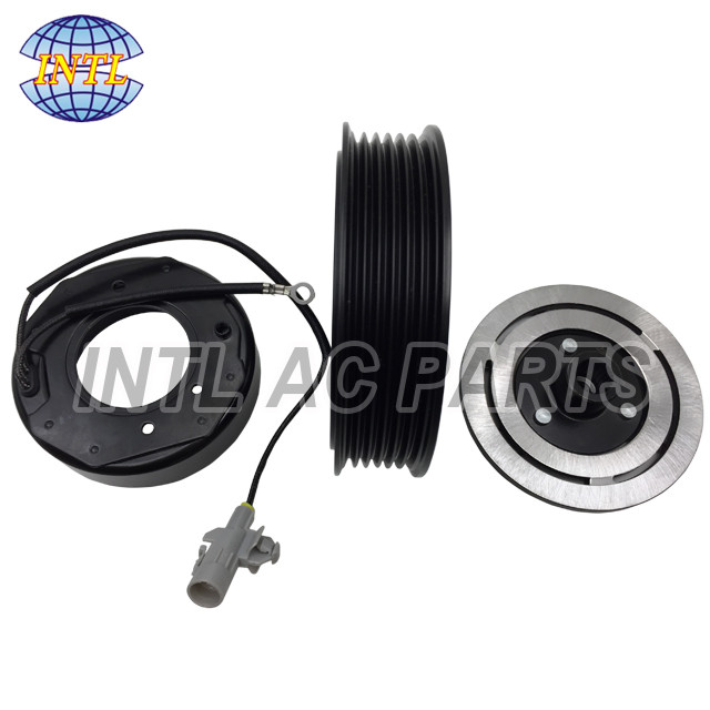 Auto Replacement Parts Candid 10se13c Auto A/c Ac Compressor Clutch Pulley Kit For Toyota Etios Yaris Sg447280-2201 Bc447280-1831