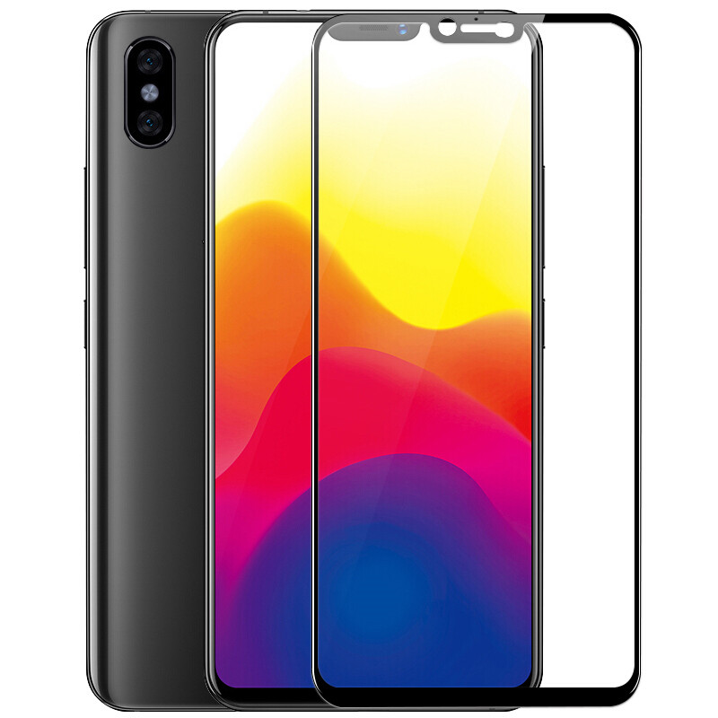 Full Glue Full Cowl Tempered Glass For Xiaomi Mi8 Display Protector Protecting Movie For Xiaomi Mi8 Mi eight Glass