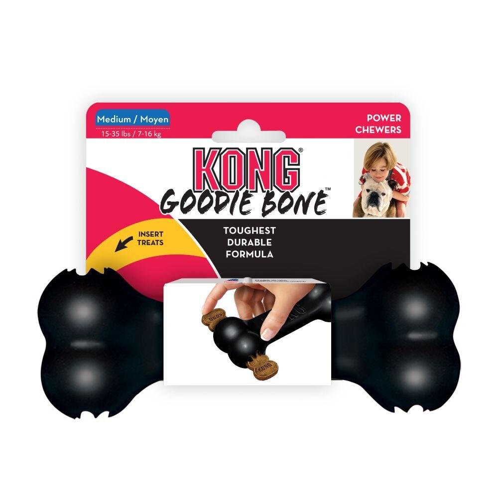 Игрушка для собак KONG Extreme Goodie Bone M/L