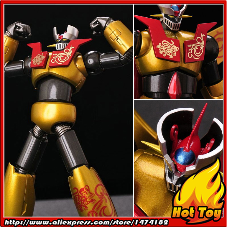 100% Original BANDAI Tamashii Nations Super Robot Chogokin Action <font><b>Figure</b></font> - <font><b>Mazinger</b></font> <font><b>Z</b></font> YEAR MODEL 2016 Limited from