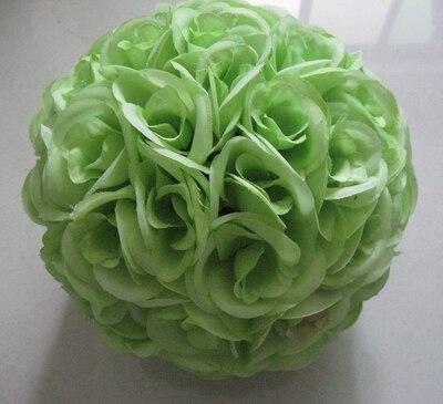 SPR 25cm 15pcs / lot unutarnje plastične poljubac loptu-cvijet loptu - Za blagdane i zabave - Foto 2