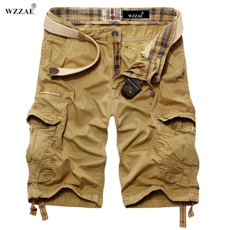 Popular Blue Cargo Shorts-Buy Cheap Blue Cargo Shorts lots from ...