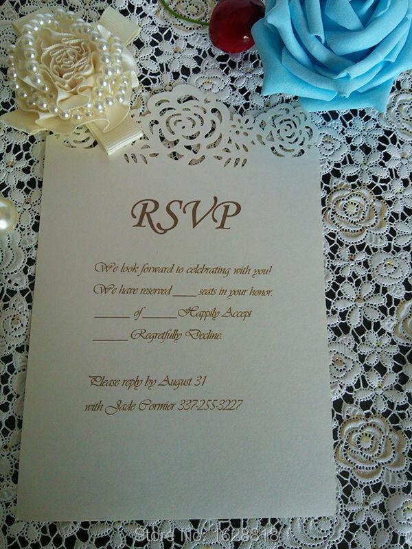 Online Get Cheap Response Cards for Wedding -Aliexpress.com ...