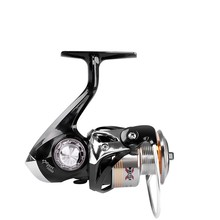Battlesea FISH 13+1BB Spinning Fishing Reel Metal XS1000-7000 Series Tackle Reels