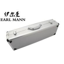 Aluminium Alloy Hard Case For Split Soprano Saxophone Musical Instruments High Box Special purpose Sax Saxe