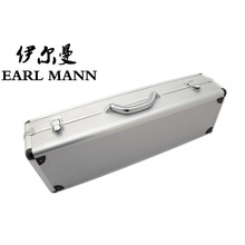 Aluminium Alloy Hard Case For Split Soprano Saxophone Musical Instruments High Box Special-purpose Sax Saxe Accessories