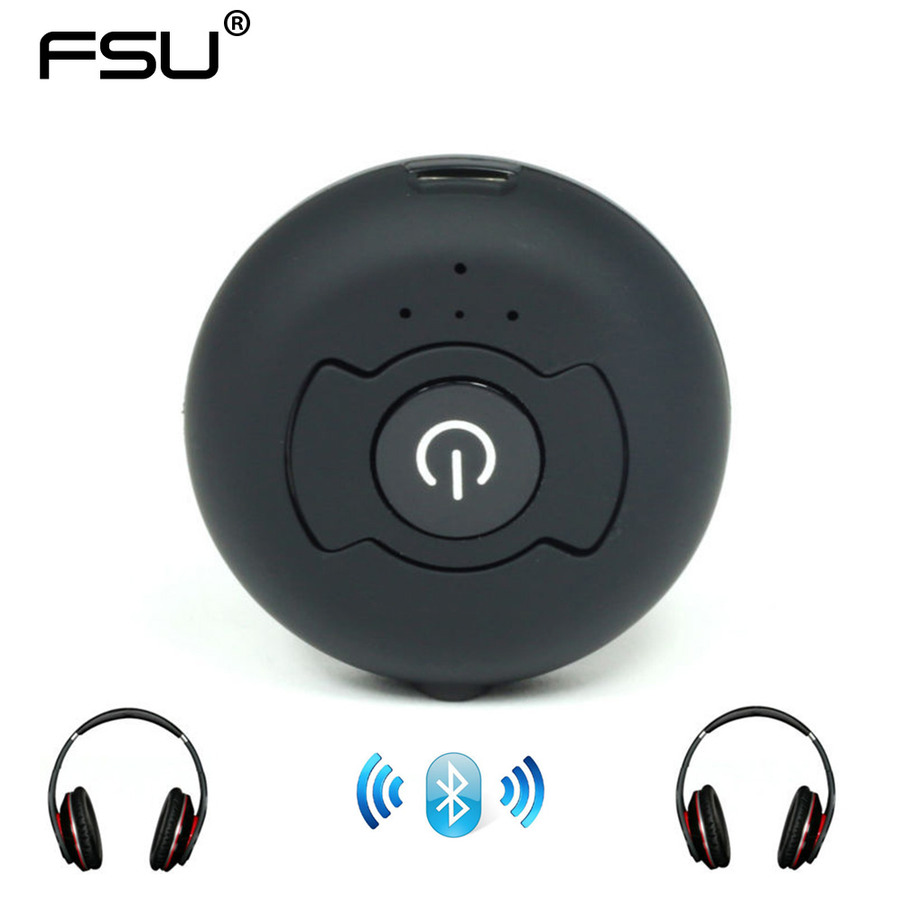 3.5mm Trasmettitore Bluetooth Multi-point Wireless Blutooth Audio Musica Stereo Transmite Dongle per la TV Tablet PC MP3