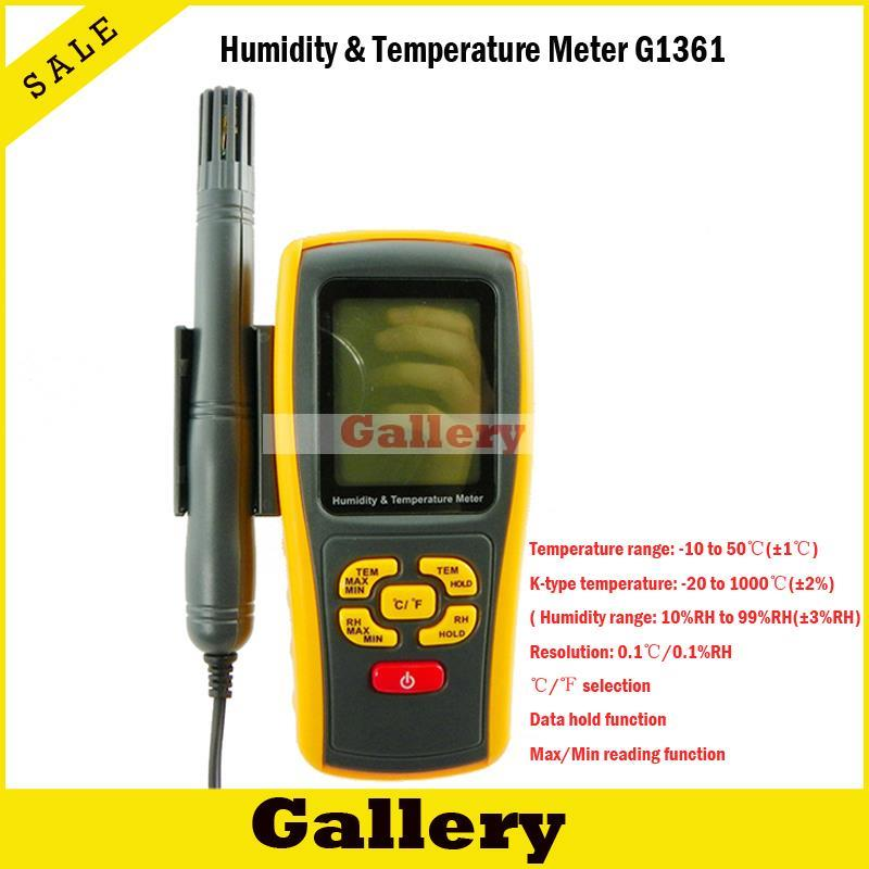 Thermostat Car Thermometer Digital Thermometer Humidity \u0026 Temperature Meter Gm1361 Can Be Accessed By K -type Thermocouple car thermometer indoor thermometer thermal camera humidity u0026 temperature meter gm1360