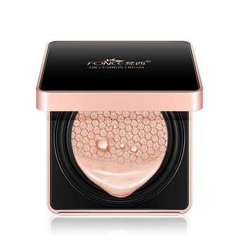 Fonce Air Cushion BB&CC Cream Foundation Wet Powder Concealer Whitening Moisturizing Brighten Waterproof Beauty Makeup 15g [category]