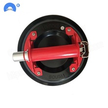 9 Inch Vacuum Suction Cup with metal handle Heavy Duty Lifter for Granite & Glass Lifting