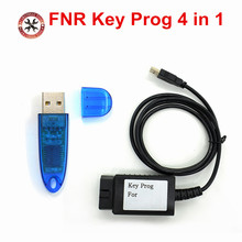 Nieuwste Key Programmeur FNR 4 IN 1 USB Dongle Programmering Voertuig Voor F ord/Re nault/ nis san FNR KEY Prog 4 IN 1 Door Blanco Sleutel