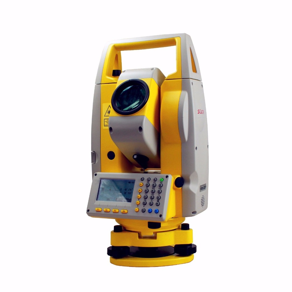 NEW SOUTH 500M Reflectorless total station NTS-332R5 все цены