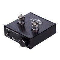 DC12V Preamp Tube Amplifier A937 Hifi Digital Speaker System Buffer 6J1 Audio Tube Preamplifier Power EU