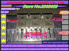 Aoweziic  2017+ 100% new imported original GP4063D IRGP4063D IRGP4063DPBF TO 247 ultra fast recovery diode 600V 96A IGBT