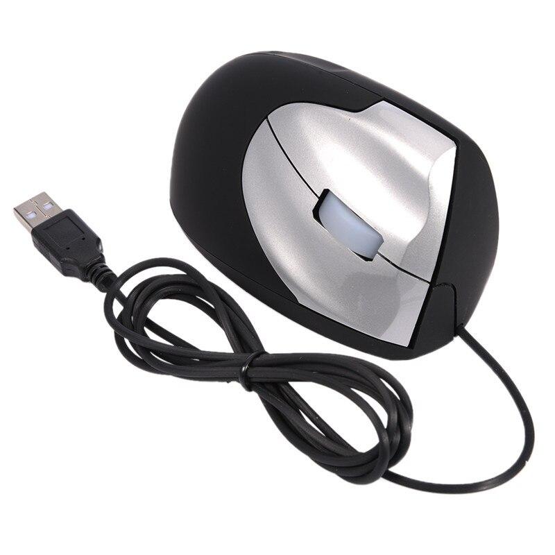 Qualität Verdrahtete Maus Usb-kabel Optical Mouse Ergonomische Mäuse Schaufenster Comfort Handgelenkauflage 1600...