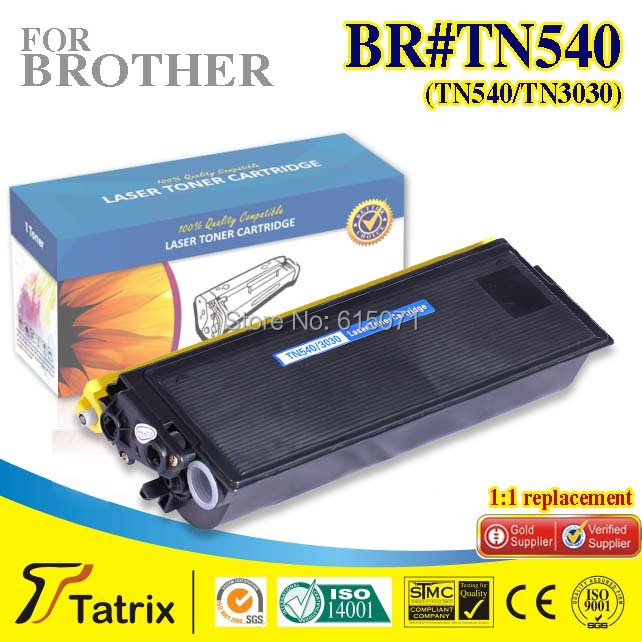 ФОТО For Brother TN540 /TN 3030 Toner Cartridge, Compatible TN540 Toner for Brother TN540 Toner  With CE,SGS,STMC,ISO Approved