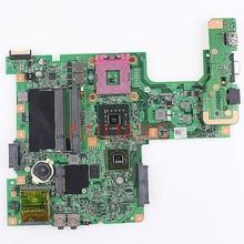 اللوحة الأم لأجهزة الكمبيوتر المحمول ديل انسبايرون 15 1545 PM45 HD4570M الكمبيوتر المحمول CN 0H314N 0H314N 48.4AQ12.011 كامل tesed DDR3