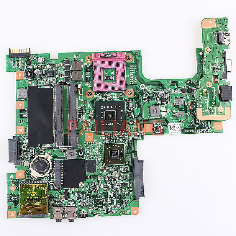 Laptop font b motherboard b font for DELL Inspiron 15 1545 PM45 HD4570M PC Laptop Mainboard