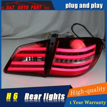 Car Styling LED Tail Lamp for Haval H6 Tail Lights For H6 Rear Light DRL+Turn Signal+Brake+Reverse LED light