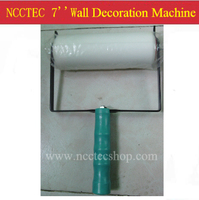 7 Angle Frames Wall Paint Decoration Machine With 1 Sponge Roller FREE Shipping 220 Pattern Roller