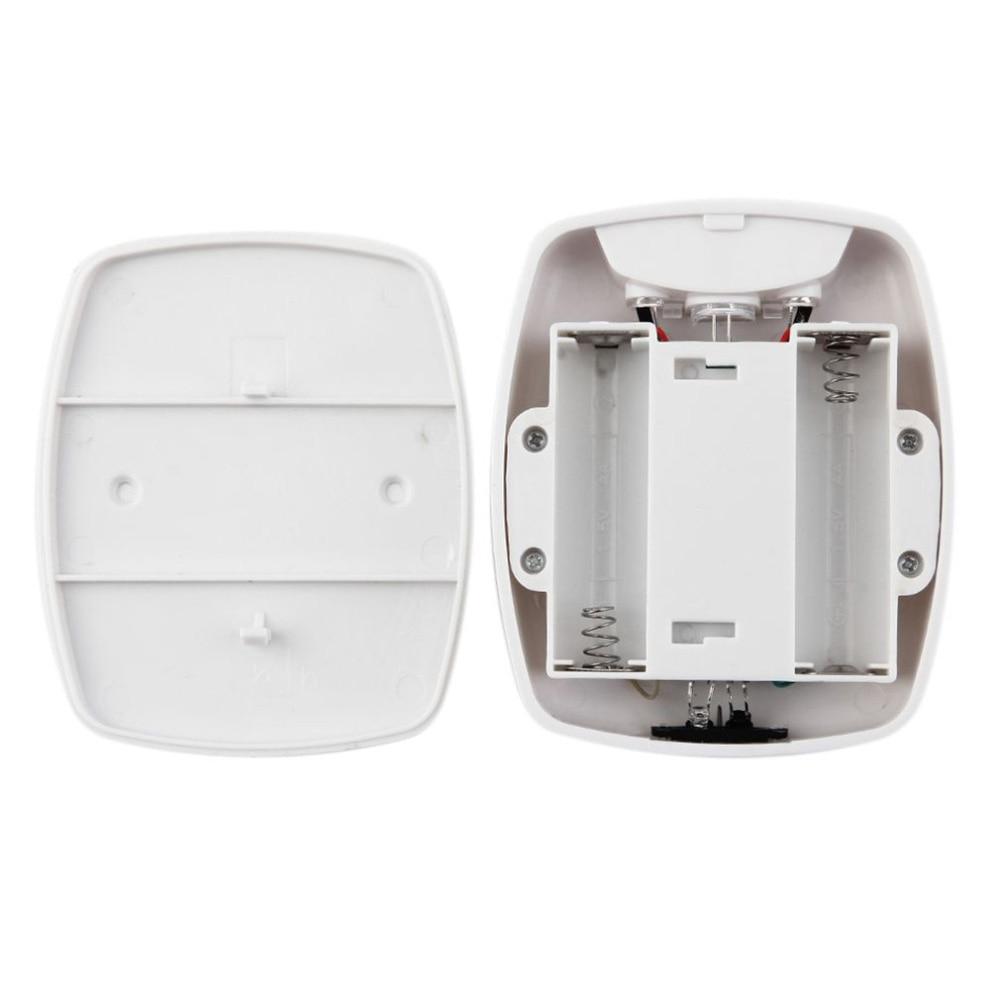 Wireless PIR Bewegungsmelder LED Nachtlicht Batteriebetriebene Tischlampe