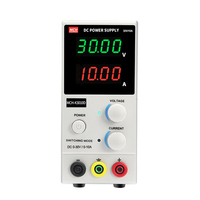 MCH K3010D 30V 10A Switching DC Power Supply Phone Repair 4 Bits Digital Adjustable Voltage Regulator 110V 220V Lab Power Supply