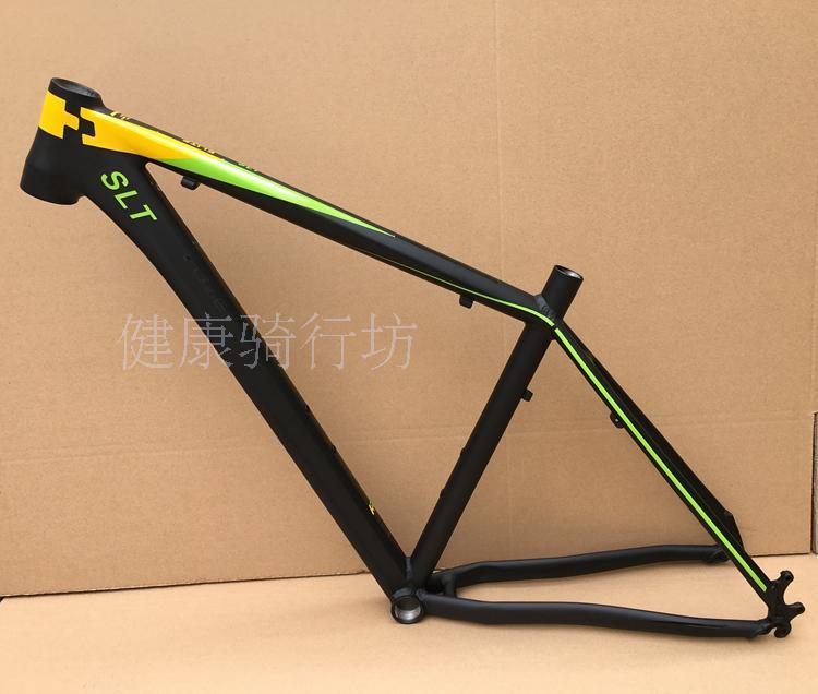 Modelo de bicicleta de montanha De Alumínio bicicleta frame modelos (Alemanha CUBE REACTION) 26/27.5/29 polegada leve cross-country bike racks