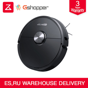 Image 2 - Roborock Robot Vacuums Cleaner S6 Automatic Sweeping Dust Sterilize Smart Planned Cleaning Route Washing Mopping Voice control