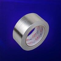Sợi thủy tinh Vải Dính Tape Sợi Thủy Tinh Lưới Gia Cố Aluminium Foil Tape Cách Nhiệt ire Chống Cháy 4.8 cm x 25 m