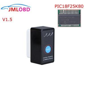 New Mini OBD2 ELM327 Switch On