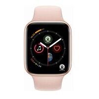 Розовое золото Smart Watch Series 4 спортивные Smartwatch часы для apple iphone 6 6s 7 8 X plus для samsung IOS Смарт часы honor3 xiaomi